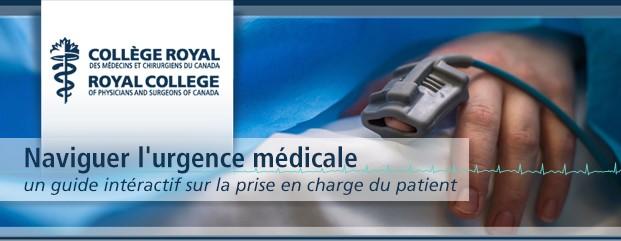 Naviguer l'urgence médicale - un guide intéractif sur la prise en charge du patient
